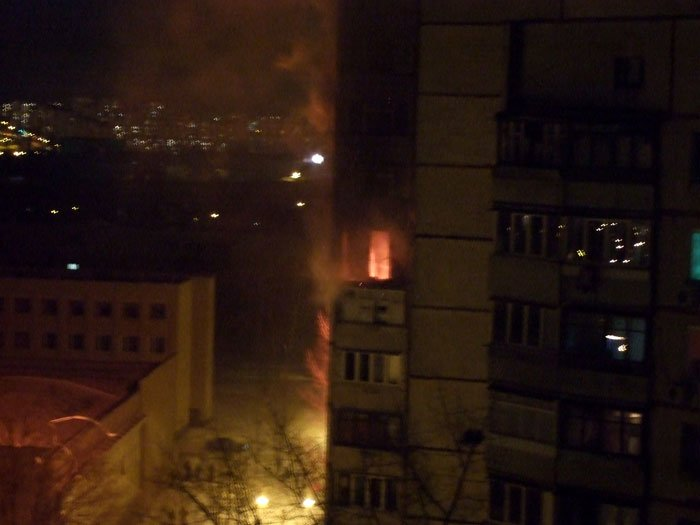 квартира взрыв