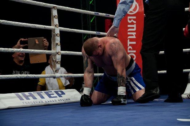 Харьковский боксер завоевал пояс Чемпиона Европы по версии WBO (фото), фото-1