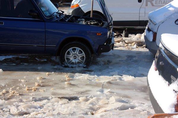 Авария на центральном водоводе: два жилых массива Горловки остались без воды (ДОБАВЛЕНО ФОТО, ВИДЕО), фото-11