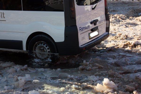 Авария на центральном водоводе: два жилых массива Горловки остались без воды (ДОБАВЛЕНО ФОТО, ВИДЕО), фото-14