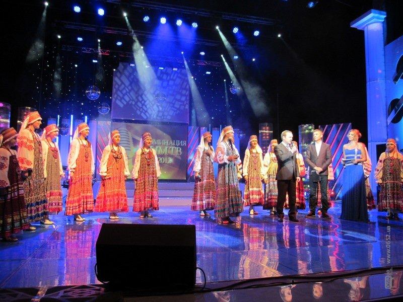 В Симферополе раздали награды лауреатам премии «Крым-ТВ 2012» (фото), фото-2