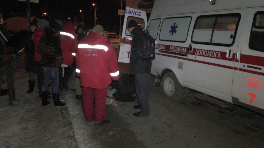 В Днепропетровске водитель иномарки покалечил девочку (ФОТО), фото-1