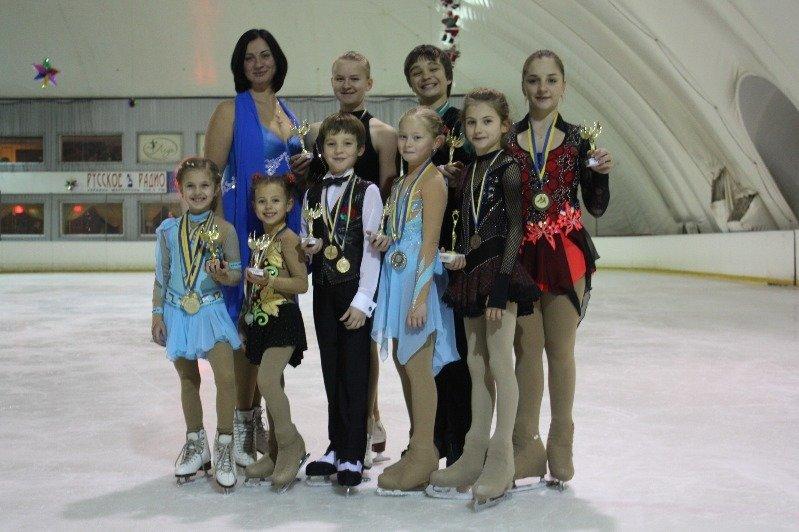 Мариупольские фигуристы пополнили копилку наград 3 золотыми и 4 серебряными медалями (ФОТО), фото-1