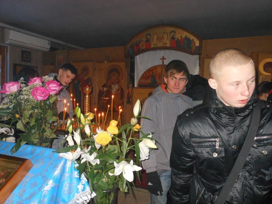 Мариупольские осужденные попросили у Николая Чудотворца исполнения сокровенного желания (ФОТО), фото-1