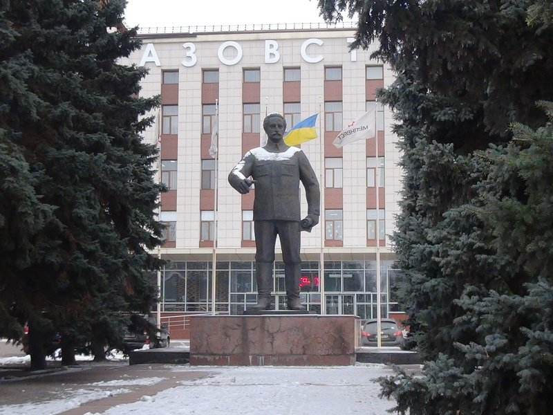 Ахметов законсервирует  аглофабрику МК «Азовсталь» (фото) - фото 3