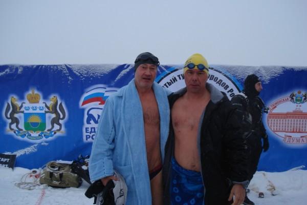 Чебоксарские «моржи» вернулись с медалями с российского турнира, фото-1