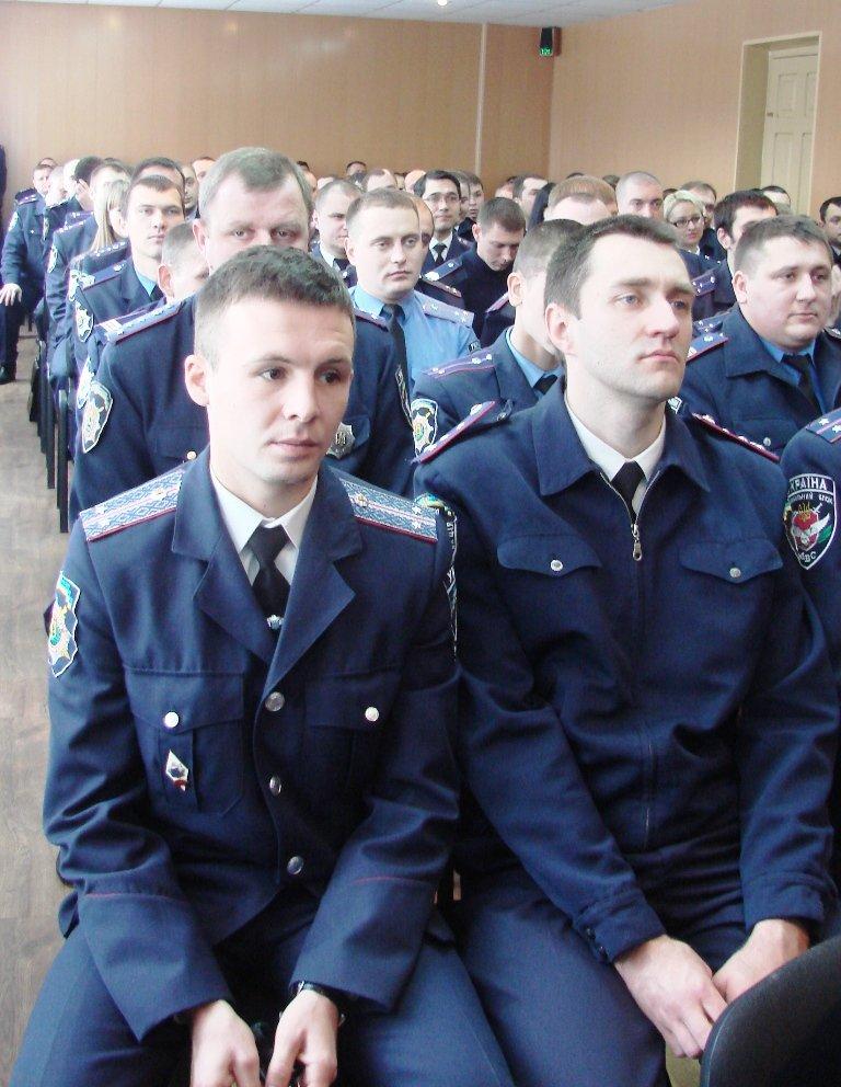 В Артемовске правоохранители отметили День милиции, фото-2