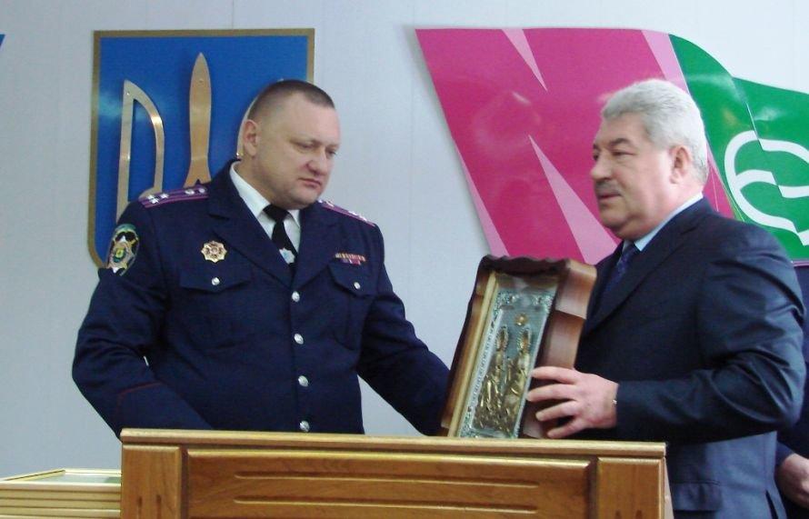 В Артемовске правоохранители отметили День милиции, фото-3