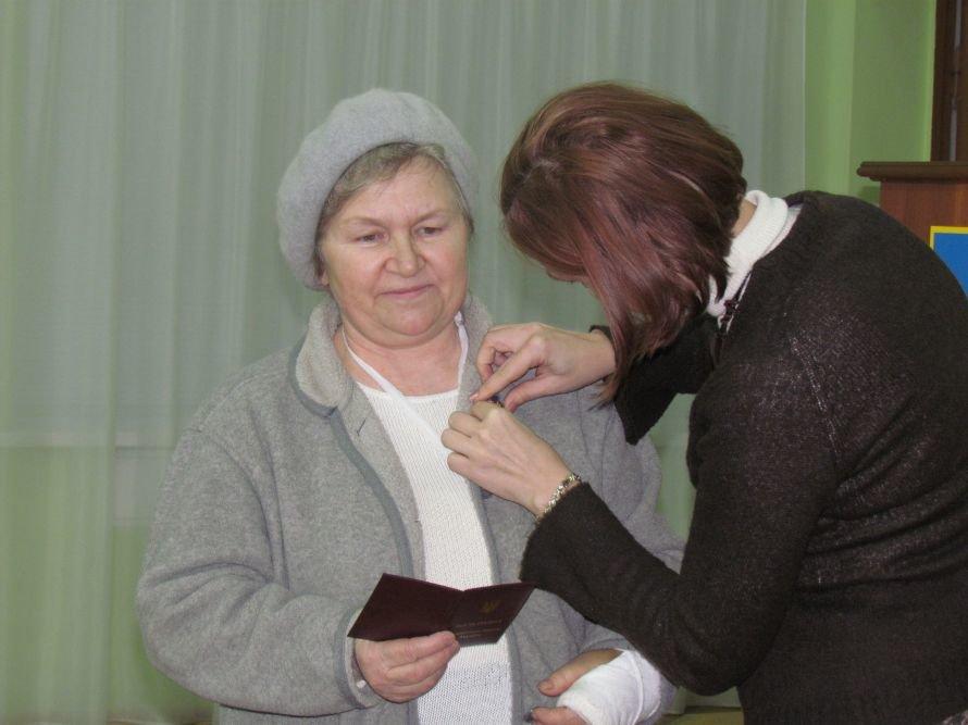 В Мариуполе чествовали матерей-героинь (ФОТО), фото-2