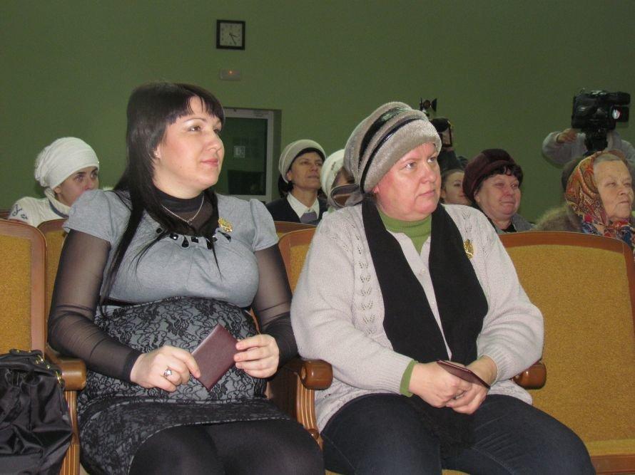 В Мариуполе чествовали матерей-героинь (ФОТО), фото-5