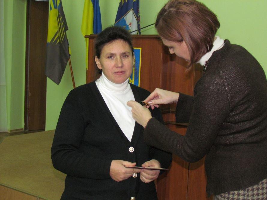 В Мариуполе чествовали матерей-героинь (ФОТО), фото-4