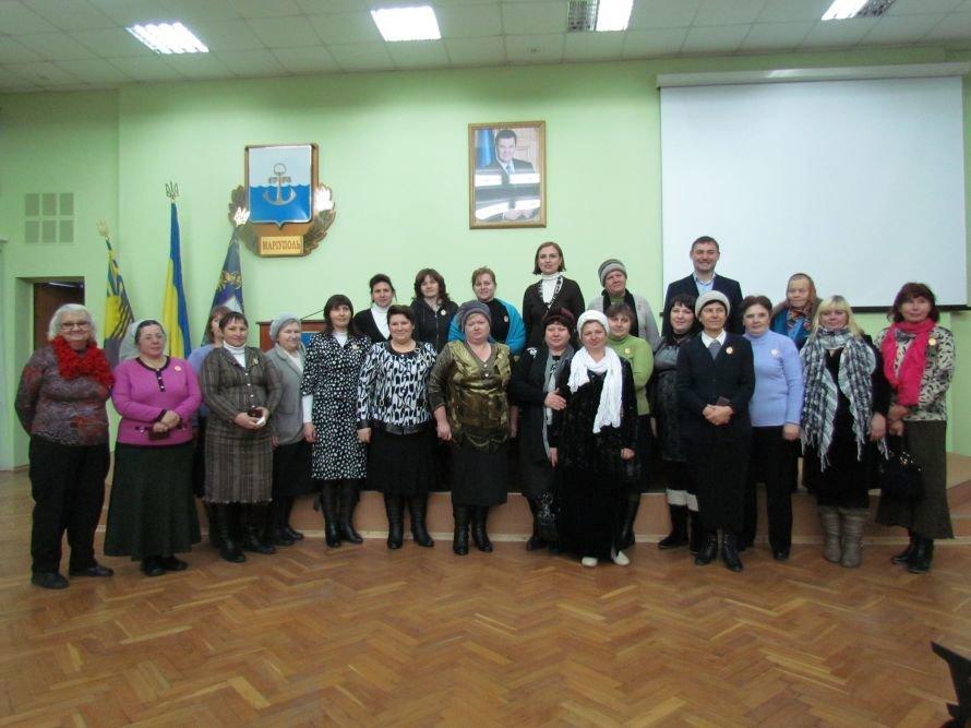 В Мариуполе чествовали матерей-героинь (ФОТО), фото-8