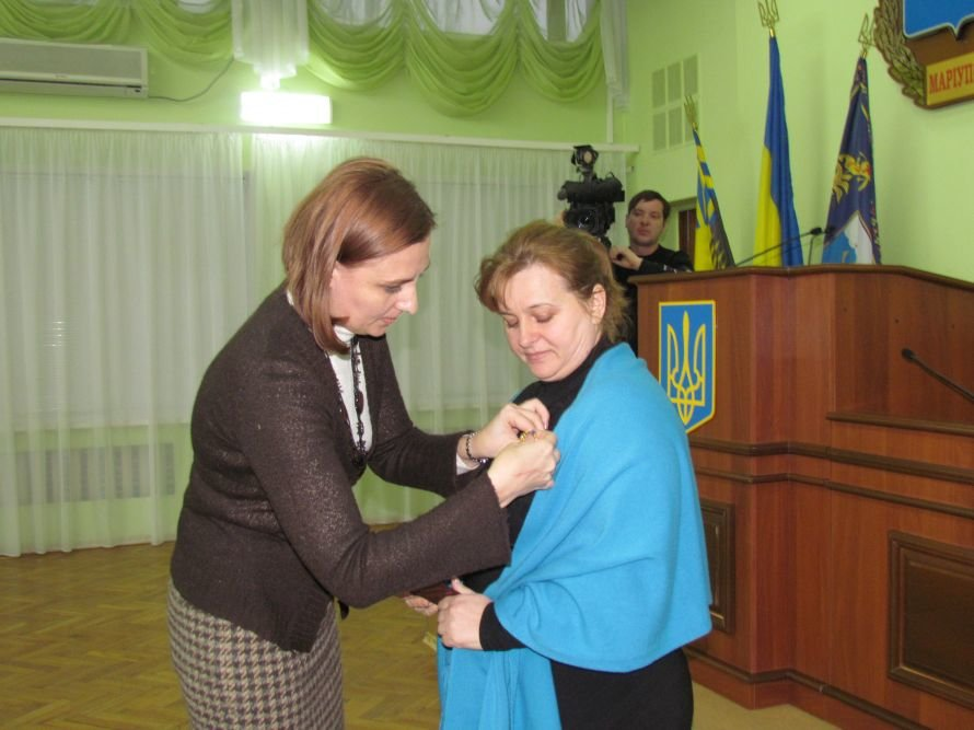 В Мариуполе чествовали матерей-героинь (ФОТО), фото-3