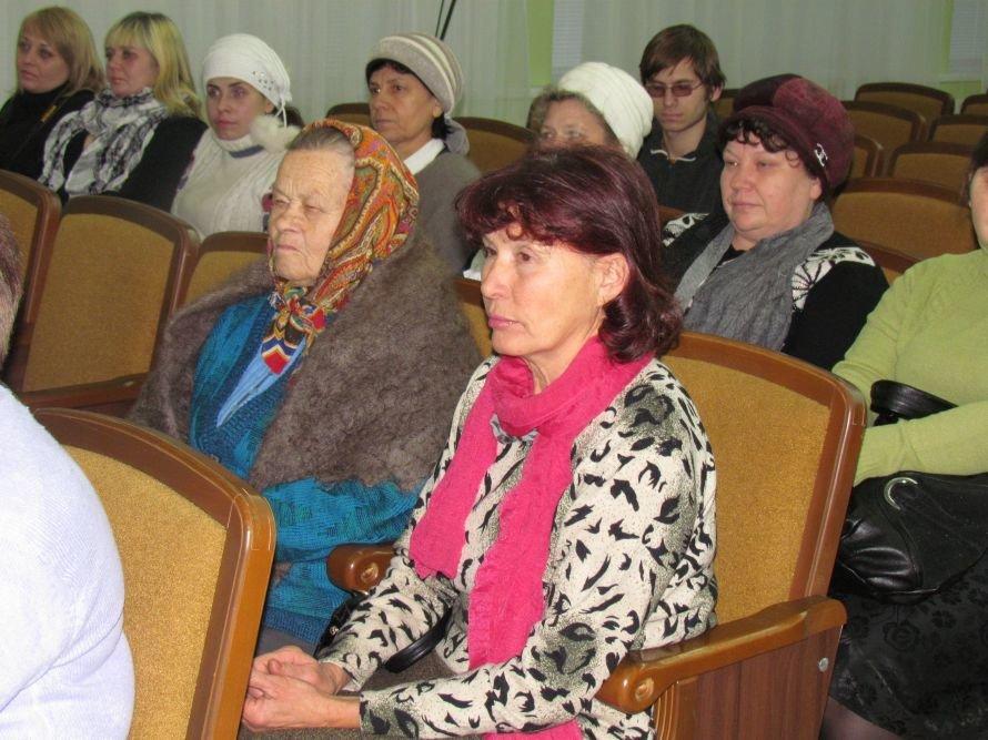 В Мариуполе чествовали матерей-героинь (ФОТО), фото-1