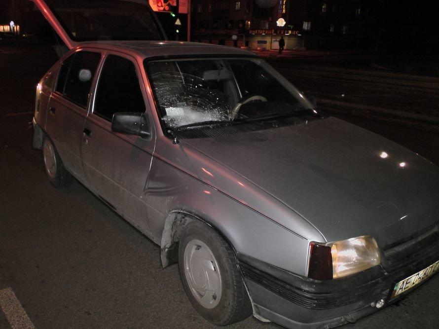 В Днепропетровске водитель иномарки покалечил девушку (ФОТО), фото-1
