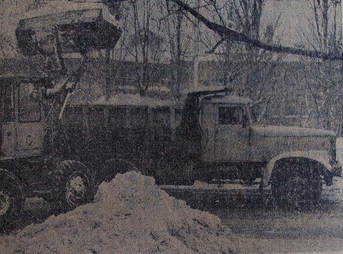 снежная зима19871