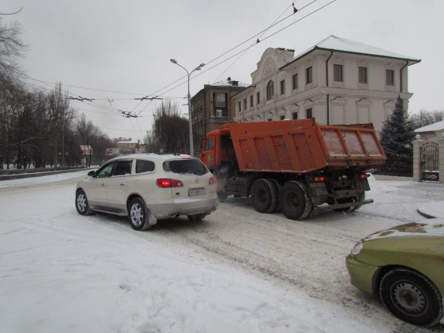В Мариуполе  в ближашие три дня будет идти снег(ФОТО), фото-1