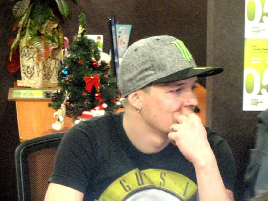 Онлайн трансляция интервью популярной рок-группы O.torvald, фото-1