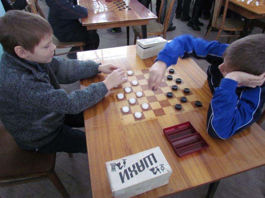 В Мариуполе детям из многодетных семей прививали любовь к шахматам(ФОТО), фото-1