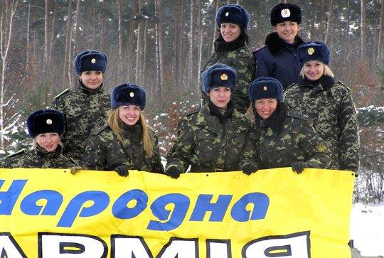 Житомирянка Вікторія Костриця стала першою віце-міс конкурсу «Красуня у погонах - 2012», фото-1