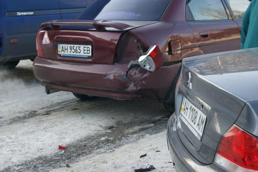 Авария на «1000 мелочей» спровоцировала километровую пробку (ФОТО), фото-3