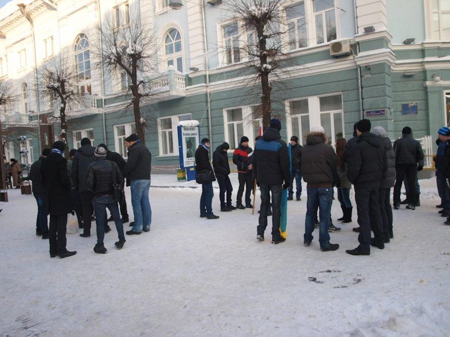 Житомирська молодь вийшла на марш в підтримку сім'ї Павліченків, фото-1