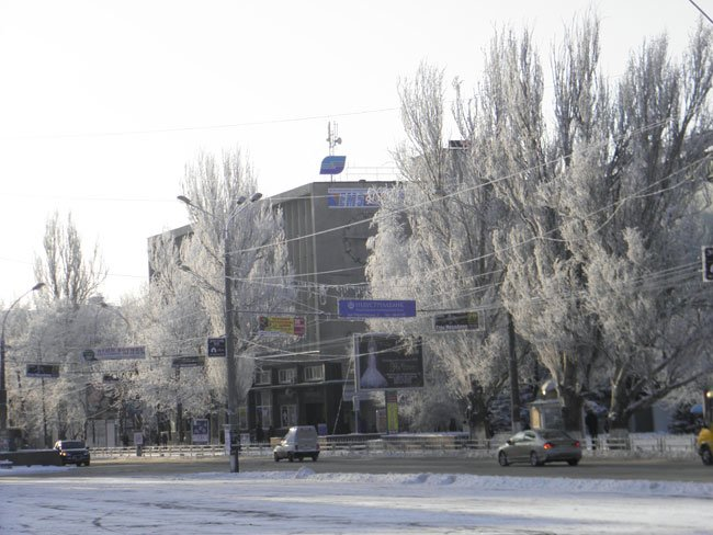 снег херсон4