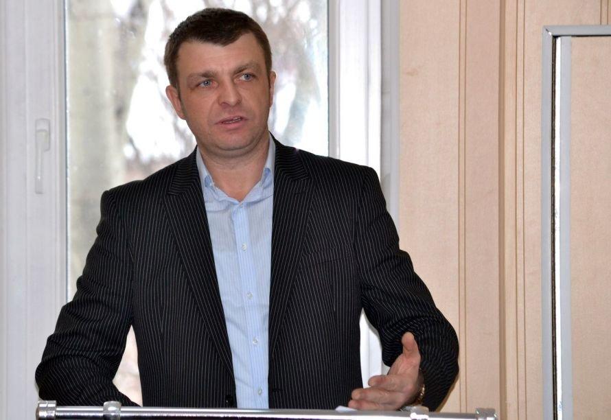 В Мариуполе открыли городскую ячейку «УДАРа» Виталия Кличко  (ФОТО), фото-1
