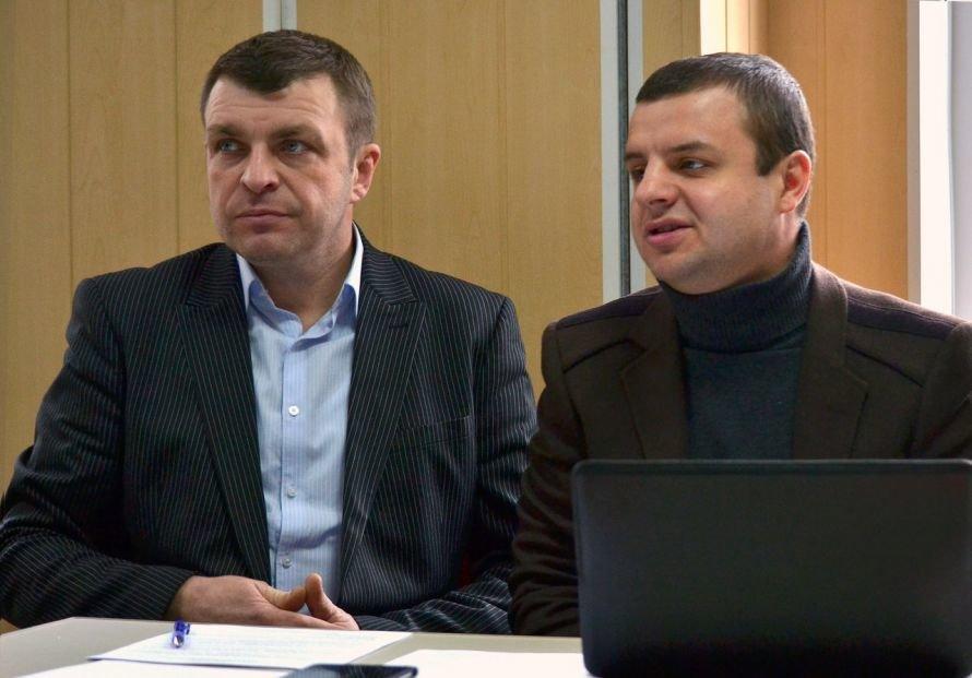 В Мариуполе открыли городскую ячейку «УДАРа» Виталия Кличко  (ФОТО), фото-2