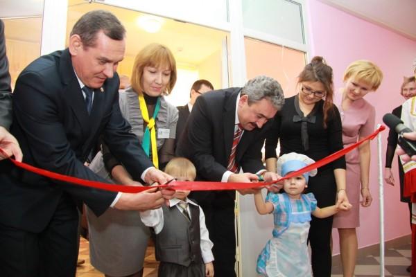 Чебоксарский садик «Кроха» открыл двери для маленьких детей (ФОТО), фото-1