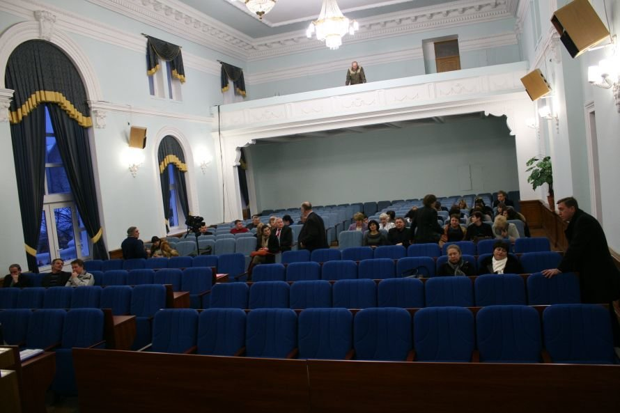 Житомирських депутатів не цікавить, як влада витрачатиме гроші у 2013 році?, фото-1