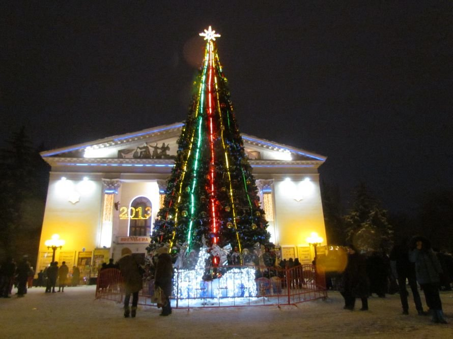 В Мариуполе открылась главная елка города (ФОТО), фото-24
