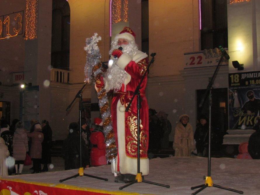 В Мариуполе открылась главная елка города (ФОТО), фото-1