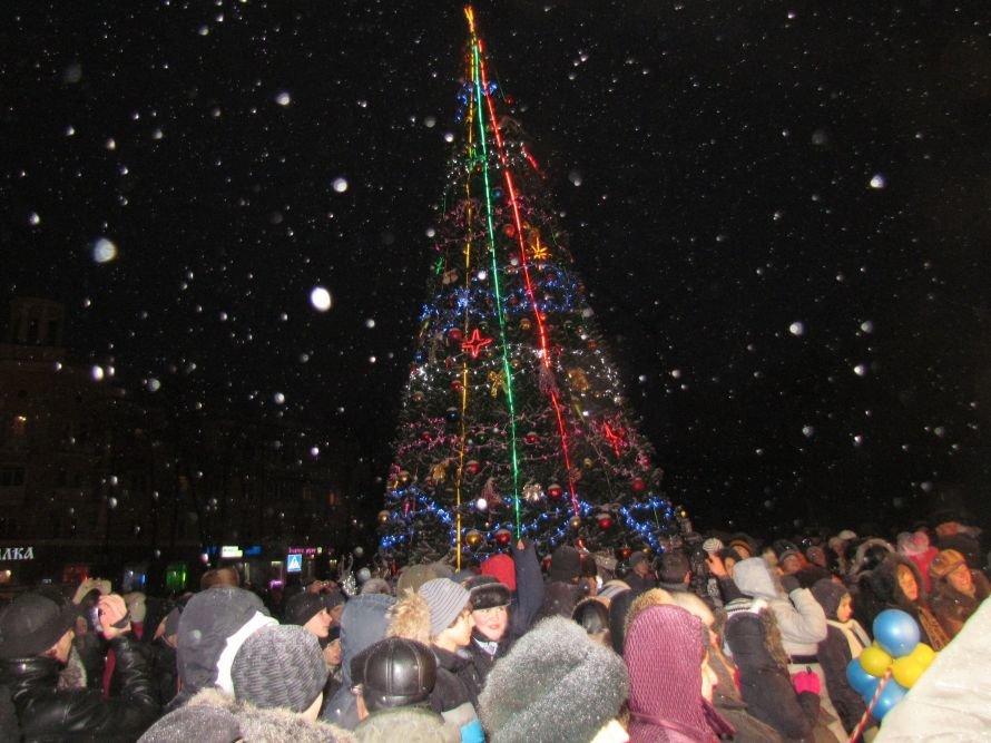 В Мариуполе открылась главная елка города (ФОТО), фото-9