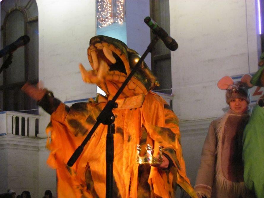 В Мариуполе открылась главная елка города (ФОТО), фото-5