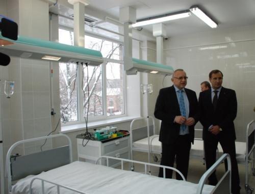 В III городской больнице Кременчуга официально открыт оперблок и отделение реанимации (фото) - фото 1