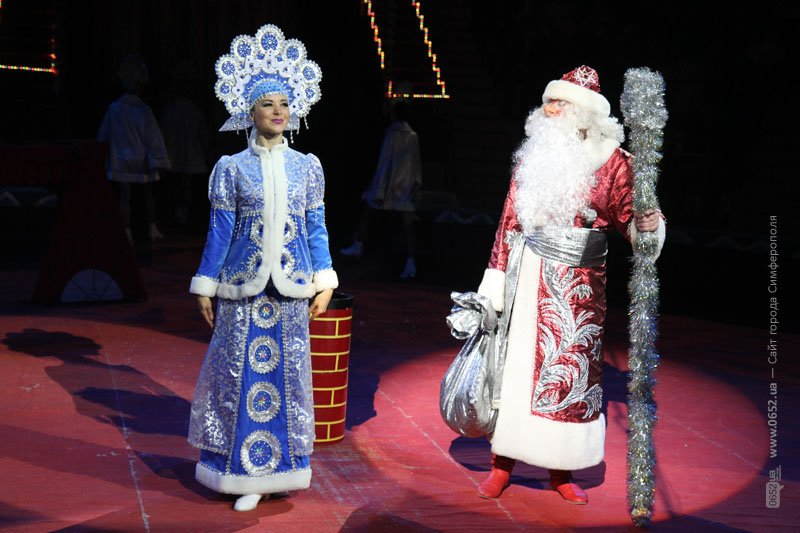 В Симферополе открылось новогоднее представление в цирке (ФОТО), фото-1