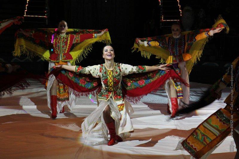 В Симферополе открылось новогоднее представление в цирке (ФОТО), фото-2
