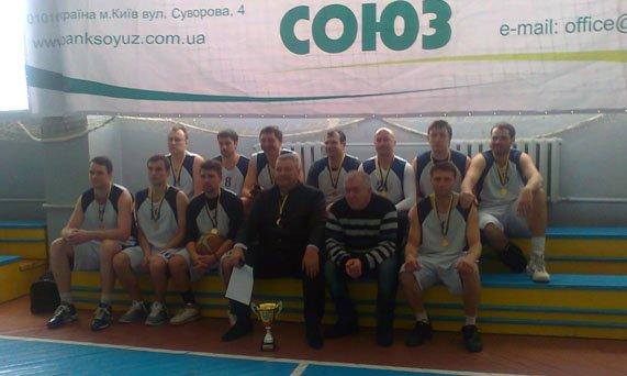 Донецкие увезли из Артемовска новогодний кубок по баскетболу, фото-1