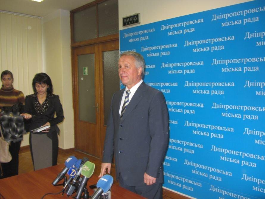 Мэр Днепропетровска подвел итоги уходящего года, фото-1