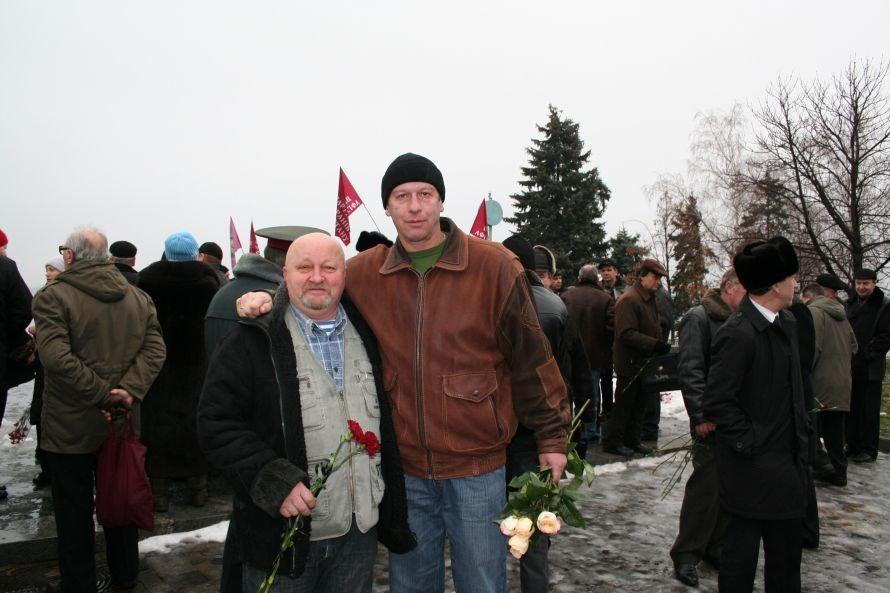 Днепропетровские «афганцы» почтили память своих погибших товарищей, фото-2