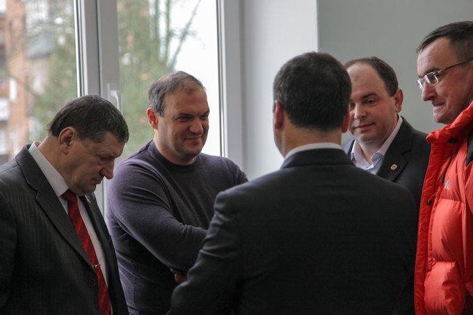 Закуліси передноворічної сесії міської ради Житомира, фото-1