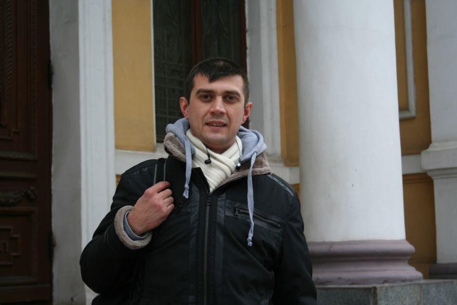 Михаил волонтер 1