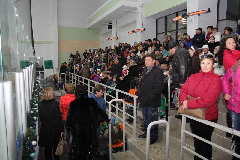 В Симферополе появился Ледовый дворец (ФОТО), фото-1
