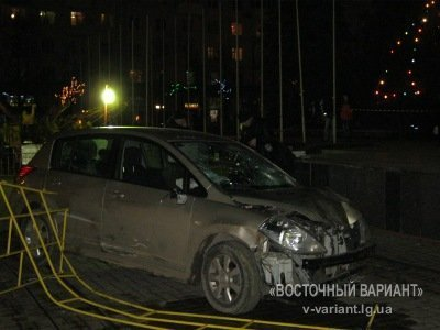ДТП луганск