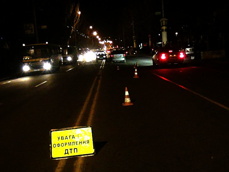 ДТП в центре Мариуполя. Погибла женщина (ФОТО 18+), фото-1