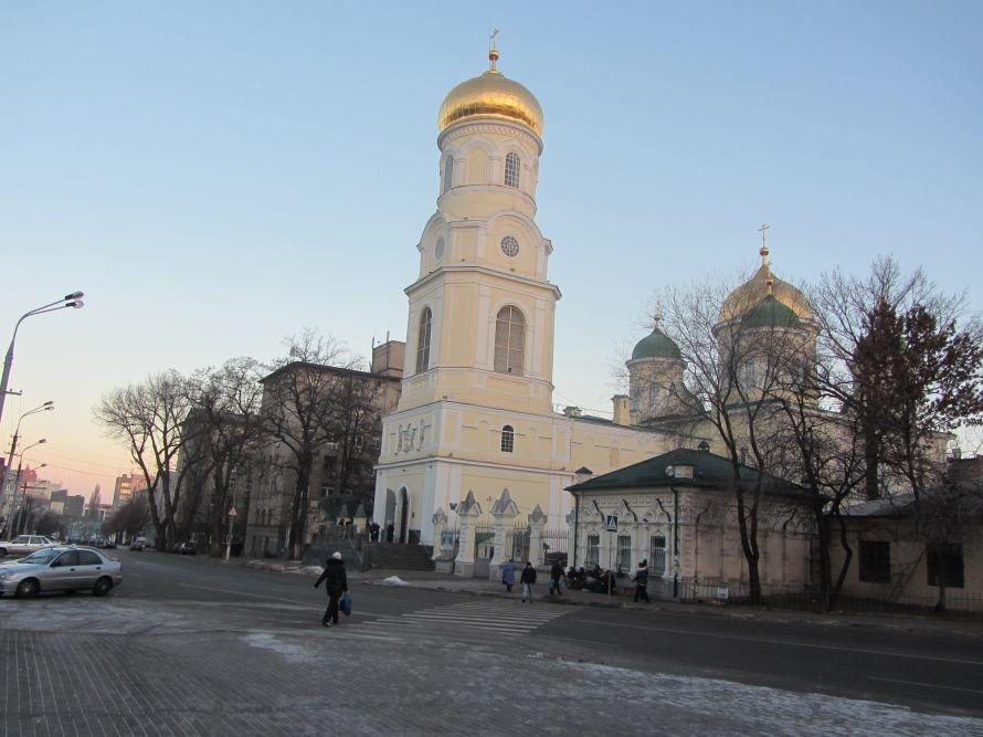 В Днепропетровск прибыли мощи великомученика Пантелеймона, фото-1