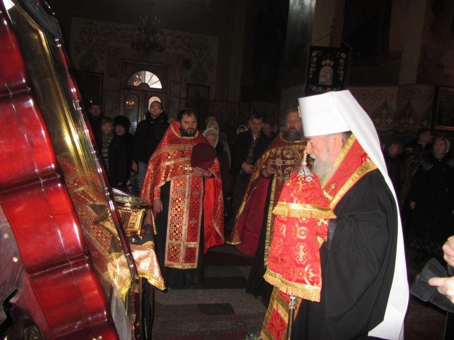 В Днепропетровск прибыли мощи великомученика Пантелеймона, фото-4
