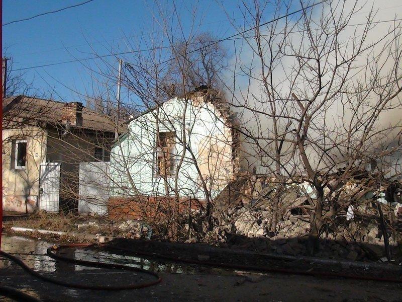 Дом разрушенный 2