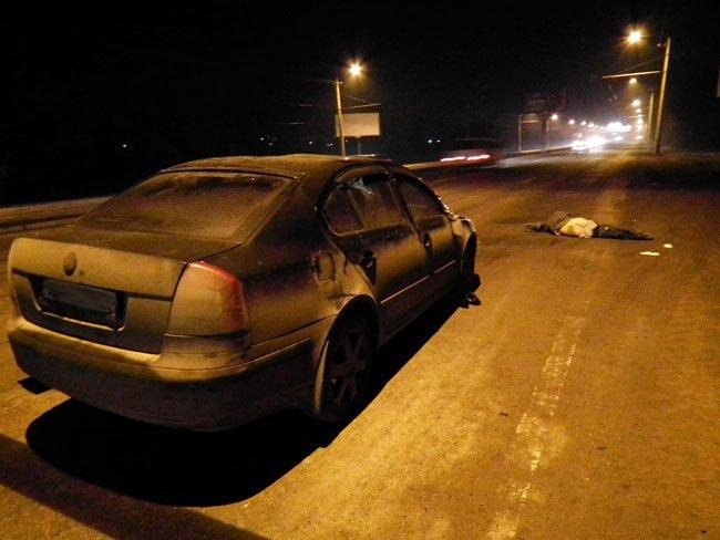 Житель Днепропетровска насмерть задавил симферопольца (шокирующие фото), фото-1